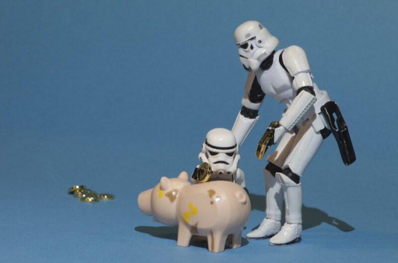 Học cách tiết kiệm dù chúng chỉ là những khoản tiền nhỏ