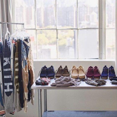 Mẫu giày bạn chọn phải phù hợp với tủ quần áo của chính bạn