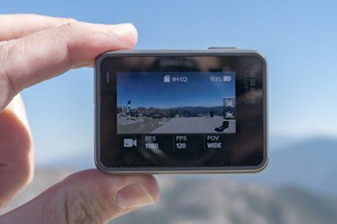 Dòng máy camera an ninh Gopro Hero 5 Black siêu tiện lợi cho các tín đồ phượt thủ.