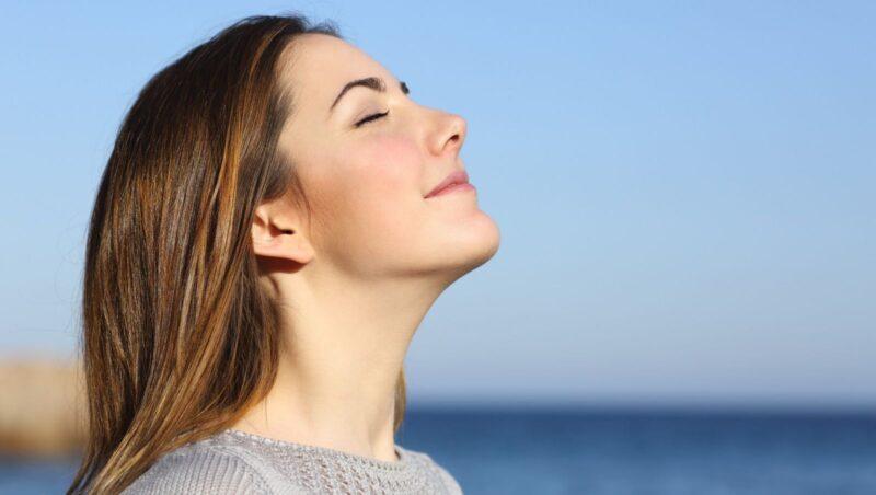 Xây dựng sự kiên nhẫn - Thư giãn và hít thở sâu