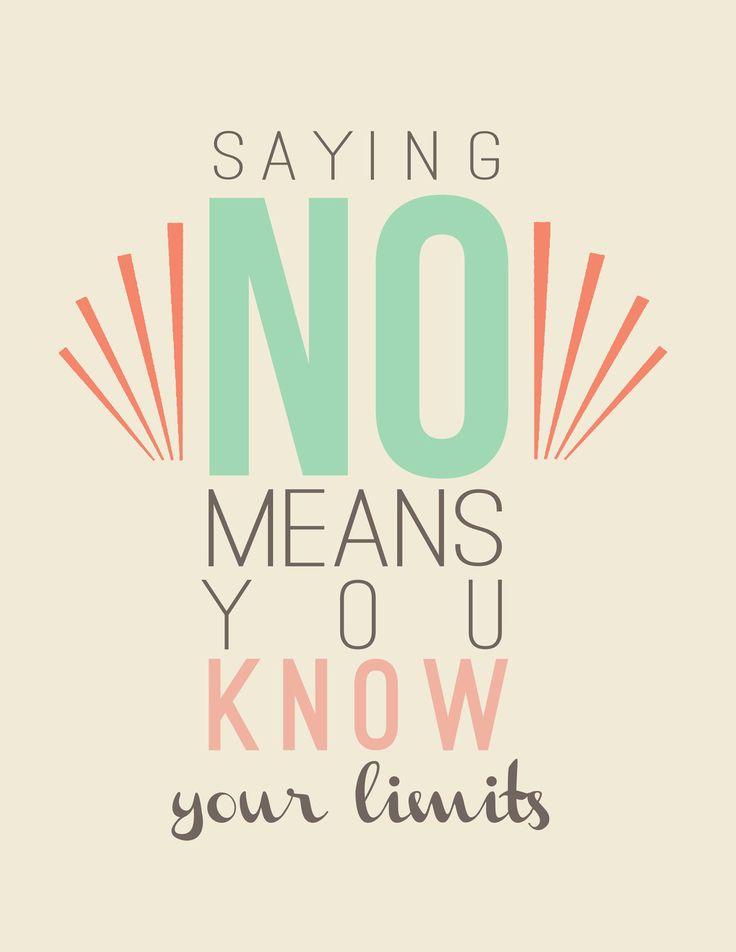 """Học cách từ chối khi biết sức mạnh của """"Không"""""""