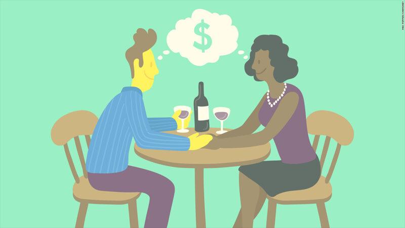 Những tips quản lý tài chính của cặp đôi - Thái độ nghiêm túc