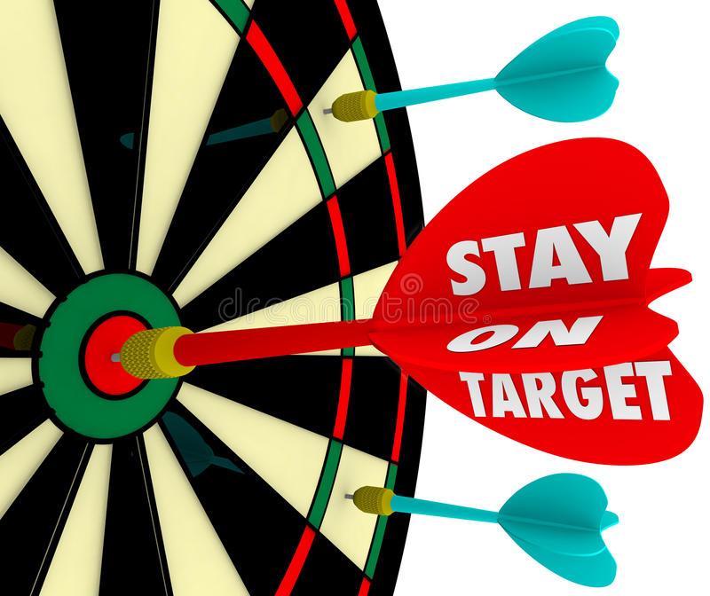 Giữ vững mục tiêu