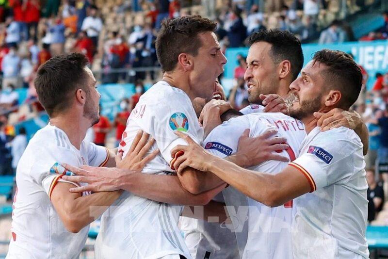 . Tây Ban Nha khép lại vòng bảng Euro 2020 với thành tích 5 điểm, đứng nhì bảng E