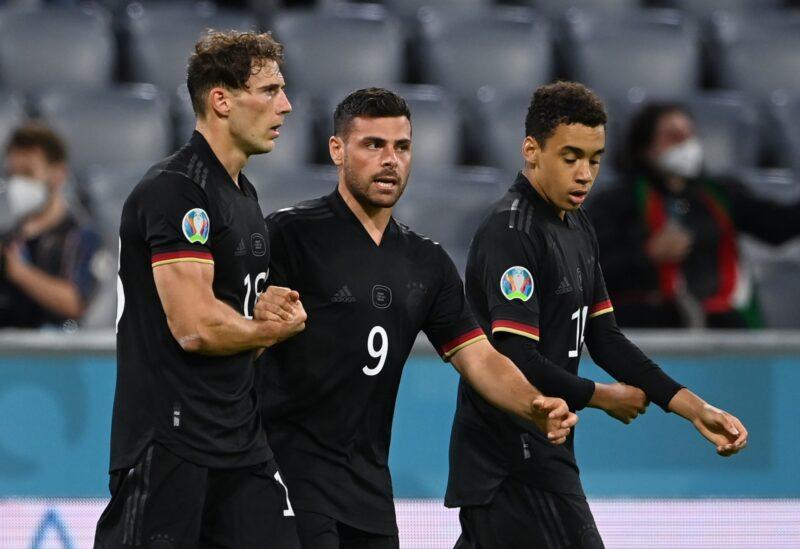 Vòng 1/8 sẽ rất bùng nổ với trận đấu Đức và Anh