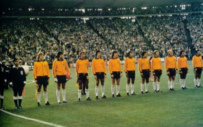 Đội tuyển Australia tại World Cup 1974, Cúp thế giới duy nhất của họ trước khi về với châu Á