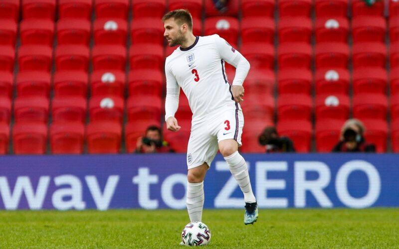 Shaw được kỳ vọng sẽ tỏa sáng ở Euro 2021