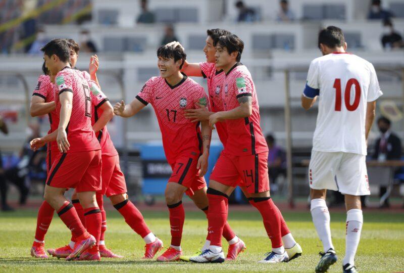 Tuyển Hàn Quốc là đội có thành tích tốt nhất ở vòng loại World Cup khu vực châu Á trong lịch sử.