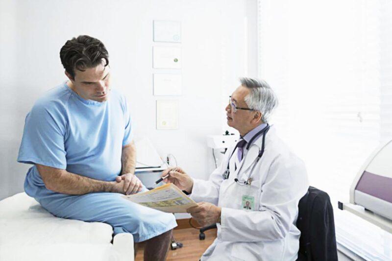 Khi nào thì đi gặp bác sĩ?