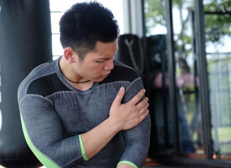 Cơ bắp của người suy giảm testosterone sẽ trở nên chùng nhão hơn bình thường