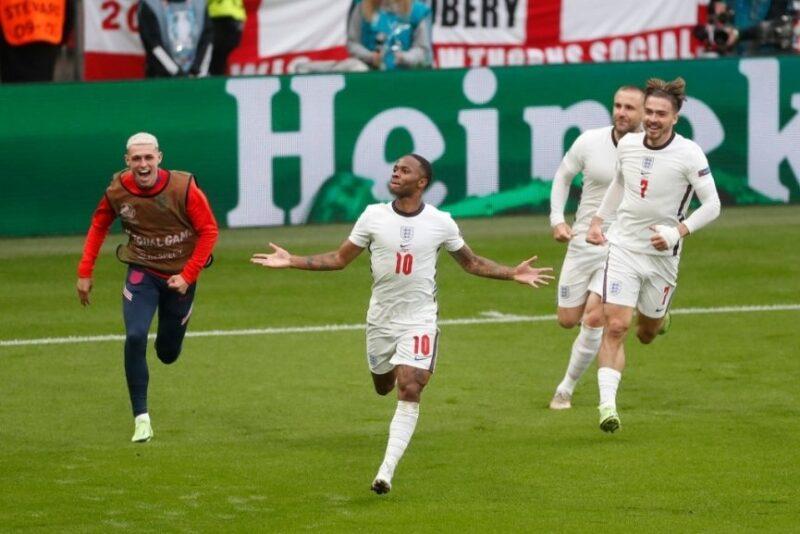 Sterling tiếp tục ghi bàngiúp ĐT Anh đánh bại Đức