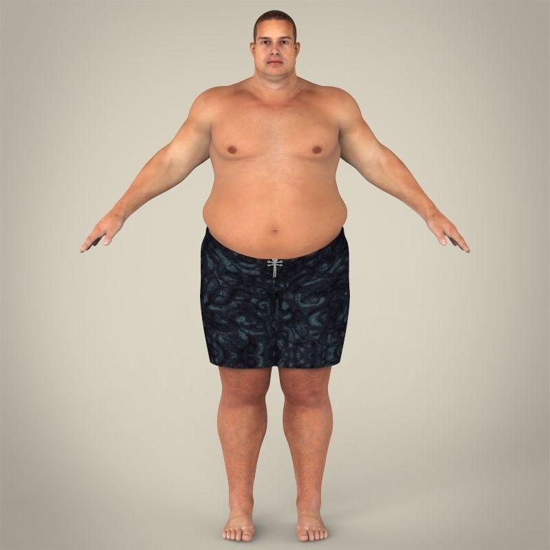 Đàn ông béo có thể gây xuất tinh yếu