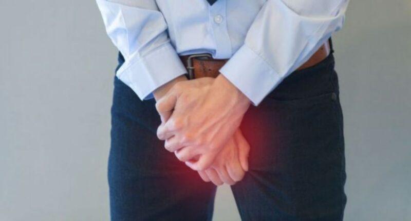 Dương vật của bạn bị đau cũng là dấu hiệu của bệnh