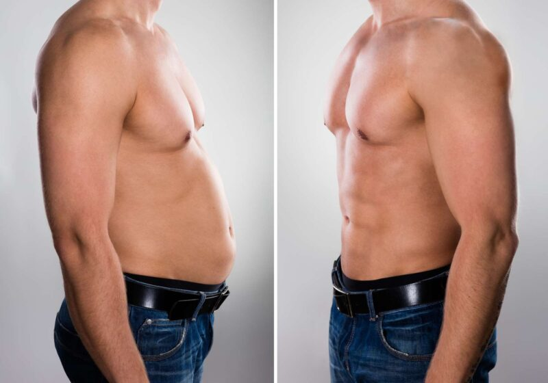 Bạn nên kết hợp chế độ dinh dưỡng và tập luyện chăm chỉ để giảm tình trạng béo bụng nhé.