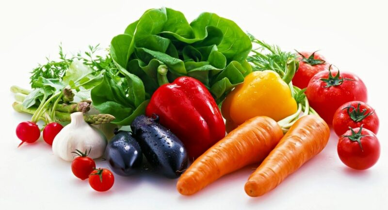 Thực phẩm xanh giàu vitamin và khoáng chất tốt cho việc tăng cường hệ miễn dịch