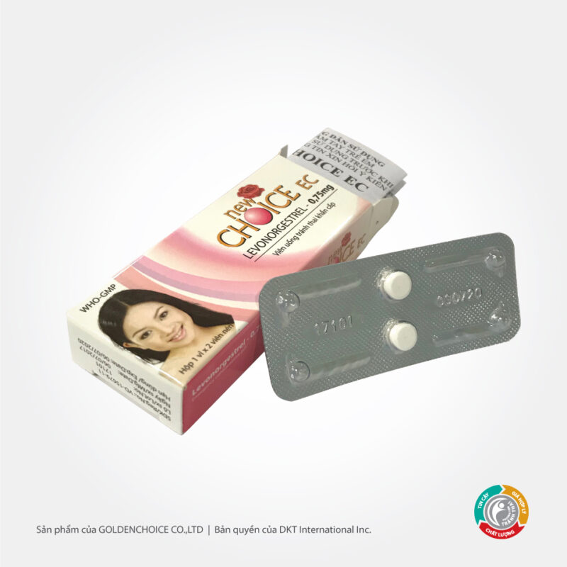Thuốc tránh thai New Choice EC