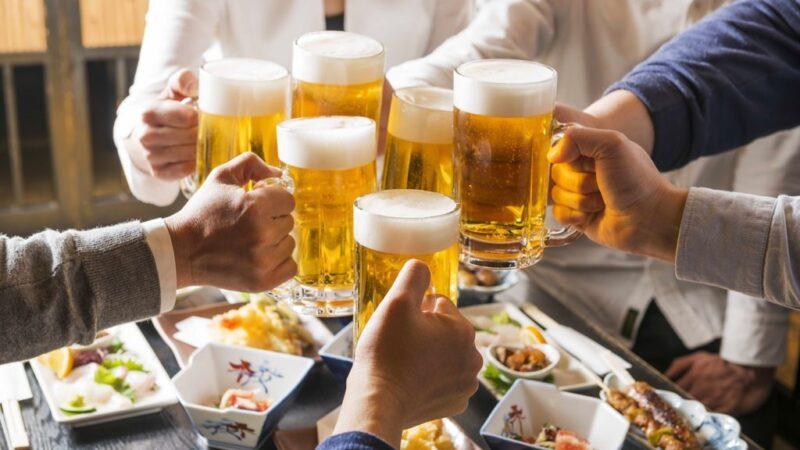 Uống rượu bia quá nhiều ảnh hưởng đến tinh trùng
